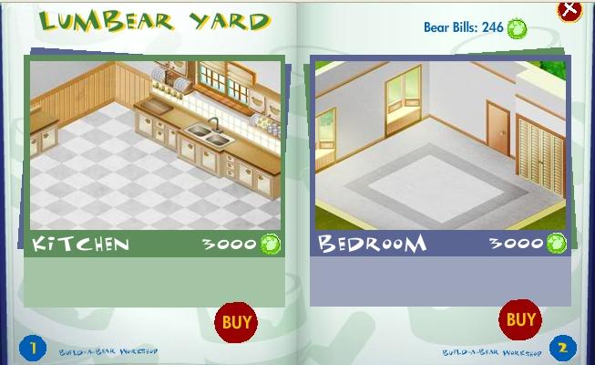 Lumbear Yard! Ly110