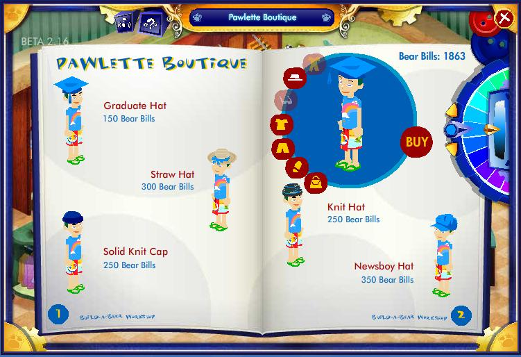 Catalog for Pawlette's boutique New_lo10