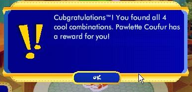 Pawlete Fashion Challenge. Reward11
