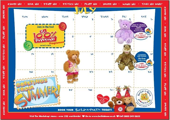 July Calendar - UK Uk_eve10
