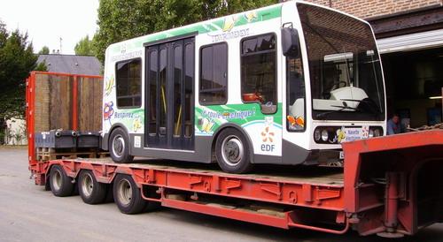 [Honfleur] Ho'bus testera un bus électrique Gepebu10