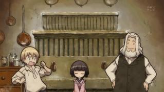 Ikoku Meiro no Croisée: La Croisée dans un labyrinthe étranger Ikoku-10