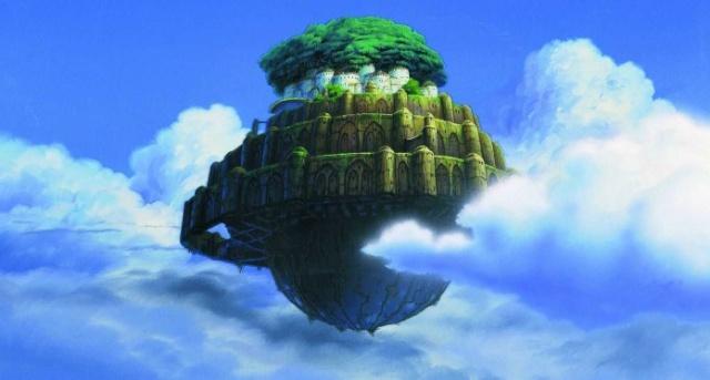Le Chateau dans le Ciel Photo-10