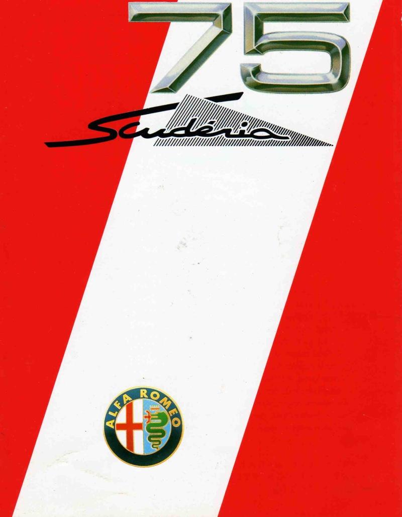 le club fête les 30 ans de l'alfa romeo 75  Img07310