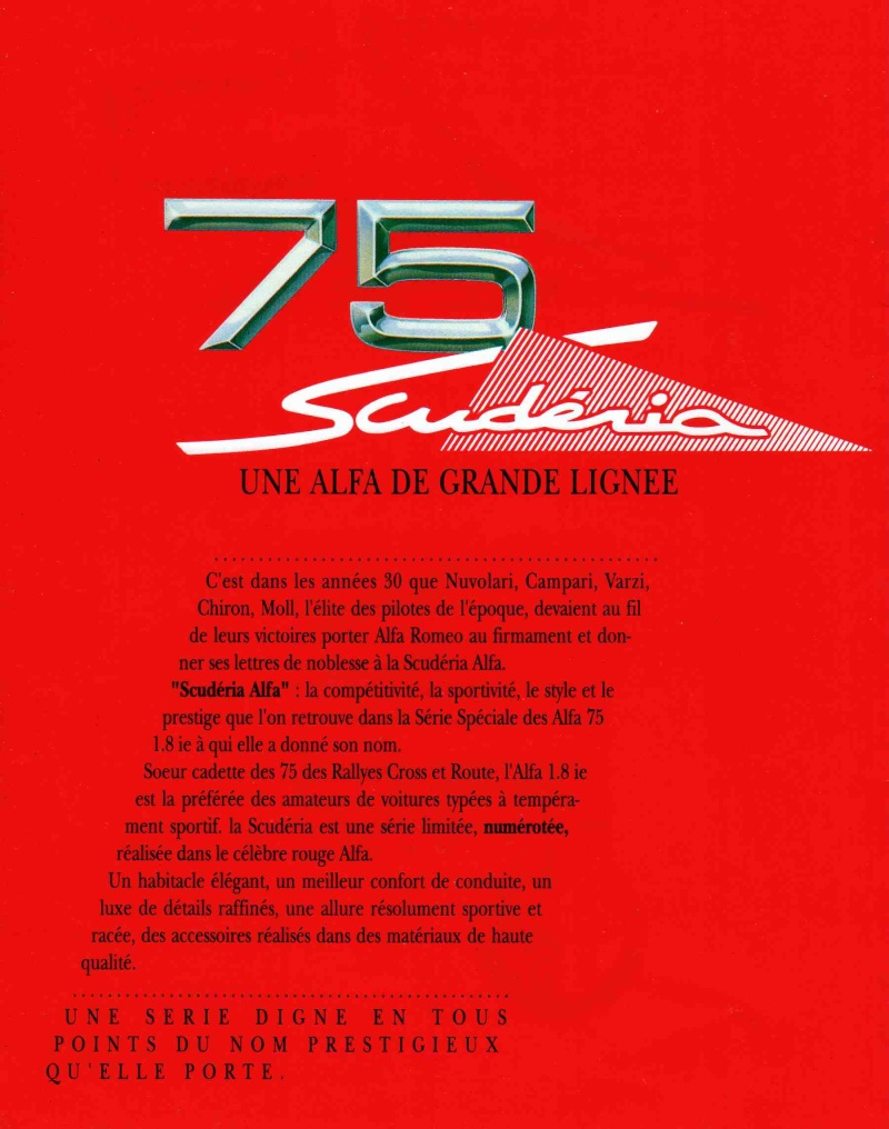 le club fête les 30 ans de l'alfa romeo 75  Img07410