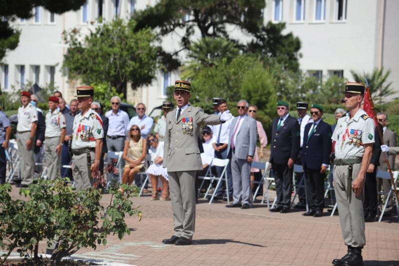 Le Colonel Christophe Tritscher prendra le 22 juillet la tête du 2e REP de Calvi 11589610
