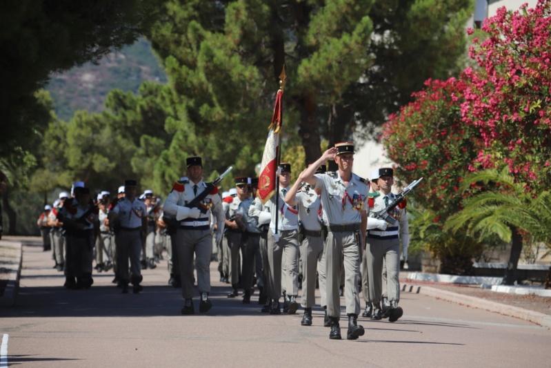 Le Colonel Christophe Tritscher prendra le 22 juillet la tête du 2e REP de Calvi 11612010