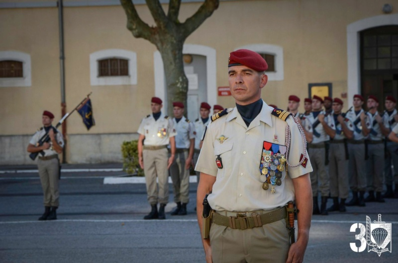 Le colonel Tugdual Barbarin est le nouveau Chef du 3e RPIMa 11877410