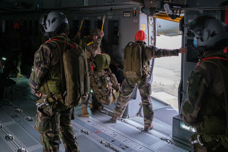 """Exercice Acinonyx : La 11e BP s'entraîne pour honorer son contrat opérationnel de """"brigade de l'urgence"""" 2020_t11"""