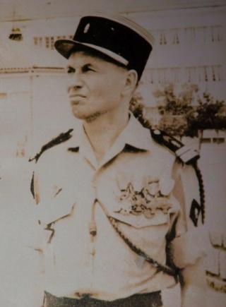 Décès du Général Brette, ancien chef de corps du 2e REP  27986010