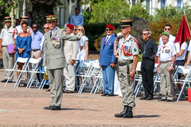 Le colonel Christophe Passerat de la Chapelle nouveau chef de corps du 2e REP  38204210