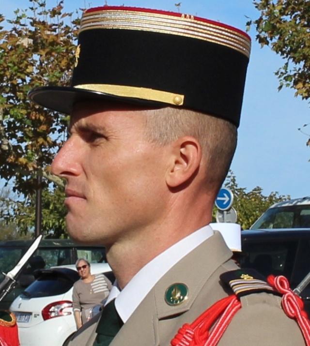 Le Colonel Christophe Tritscher prendra le 22 juillet la tête du 2e REP de Calvi 48324510
