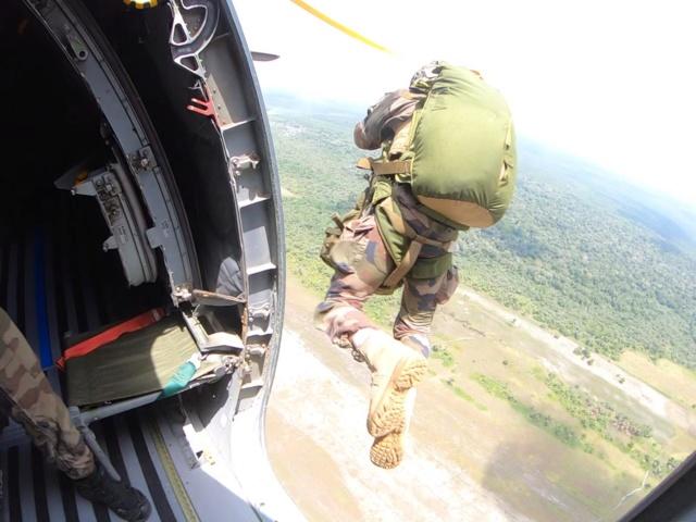 EXERCICE TOURACO 2 : les Léopards de la 4 sautent sur la République de Côte d'Ivoire ! 55503410