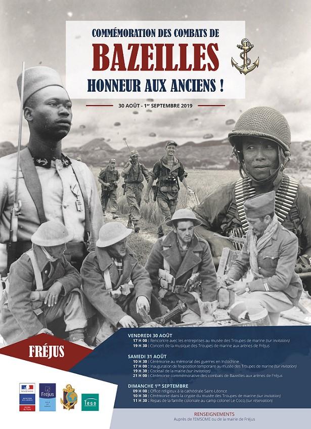 Troupes de marine Commémoration des combats de Bazeilles 2019 64785610