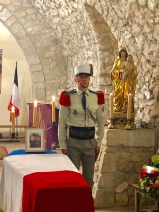 Le légionnaire de 1ère classe Kévin Clément du 1er REC a été tué au combat au Mali 95930210