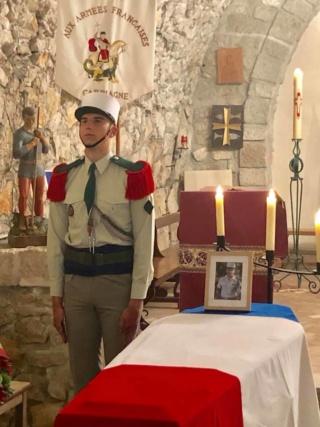 Le légionnaire de 1ère classe Kévin Clément du 1er REC a été tué au combat au Mali 96404410