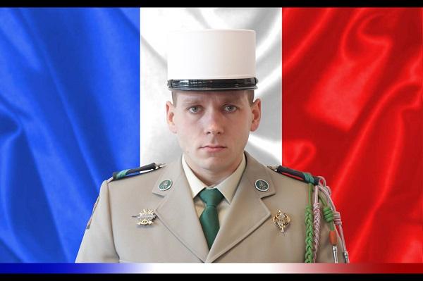 Le brigadier Dmytro Martynyouk du 1er REC, grièvement blessé au Mali, n'a pas survécu Brigad10