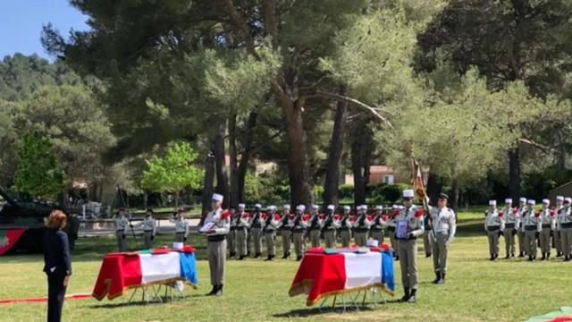 Le légionnaire de 1ère classe Kévin Clément du 1er REC a été tué au combat au Mali Carpia10