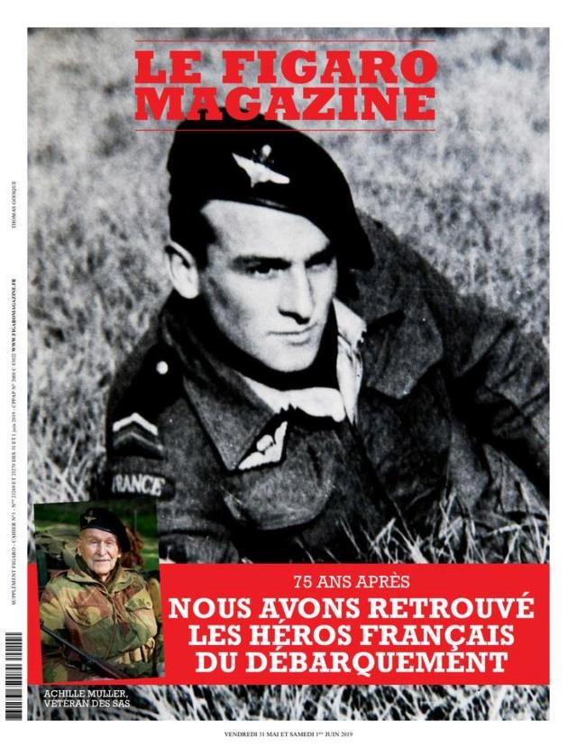 Parachutistes Français Libres du Spécial Air Service (S.A.S.) Catalo10