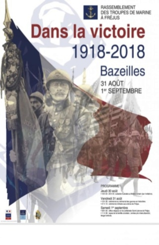 Bazeilles 2018 Commem10