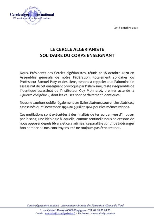 LIBÉRATION DES DJIHADISTES ...  Commun10