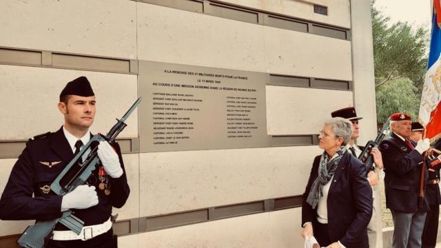21 aviateurs et parachutistes morts pour la France en Indochine vont être inhumés au mémorial de Fréjus Dpk1sy10