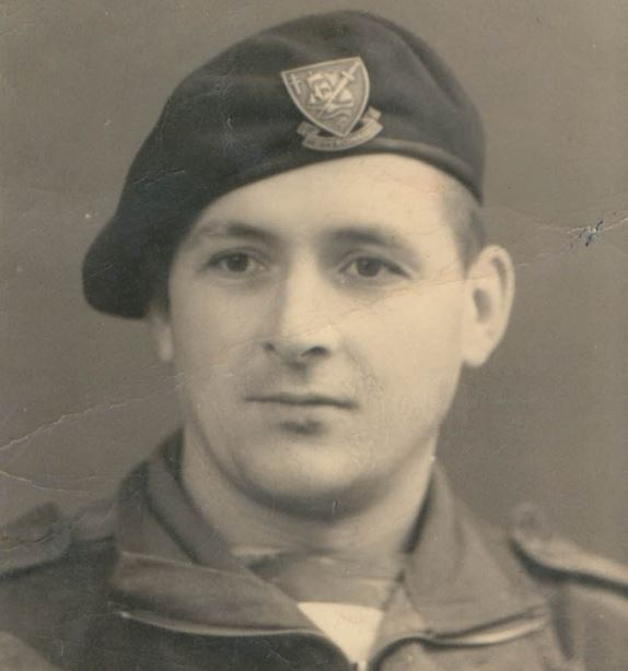 Décès de Hubert Faure, l'un des  deux derniers Français libres du commando Kieffer  Faure-10
