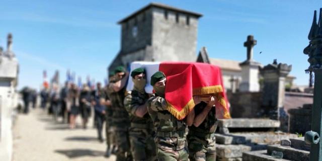 Décès de Hubert Faure, l'un des  deux derniers Français libres du commando Kieffer  Img20210