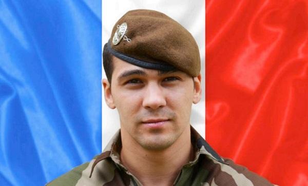 BARKHANE : décès en opération extérieure du brigadier-chef Karim El Arabi  Photog12