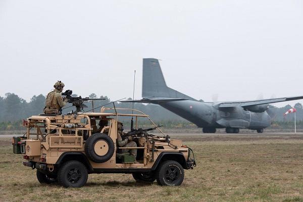 Les forces spéciales de l'armée de l'Air & de l'Espace désormais réunies au sein d'une brigade dédiée Poitou10