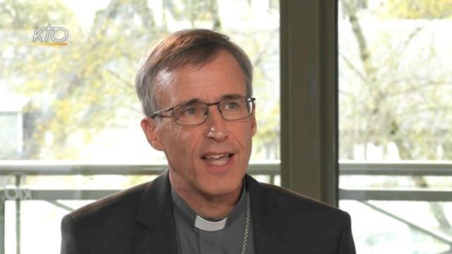 Mgr Olivier de Germay : un ancien officier parachutiste nommé archevêque de Lyon Xdicoe10