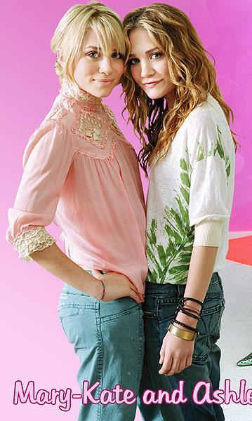 Mary-Kate i Ashley Olsen 53607510