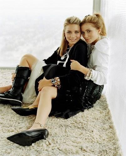 Mary-Kate i Ashley Olsen 987_7210