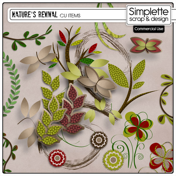 Nature's Revival - CU Simpl371