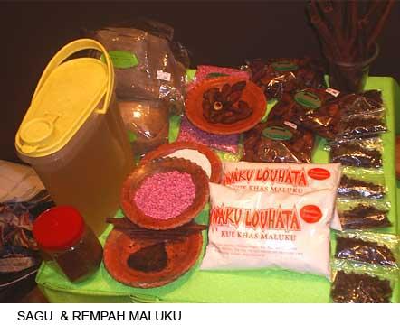 Makanan  khas SSI di  arena Pameran Sagupa11