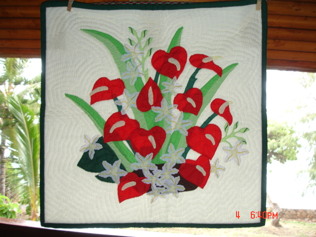 Beautiful Hawaiian Quilts Available Anthur10