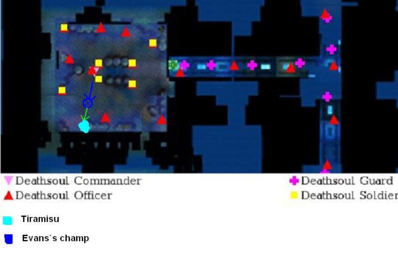 Deathsoul Commander. How to kill it (Updated) Map-re12