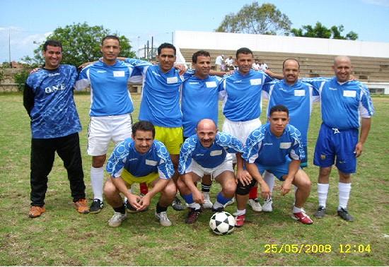 L'équipe de Beni Mellal remporte la coupe des électriciens Equipe11
