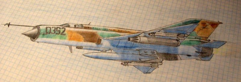 Drawings Mig-2112