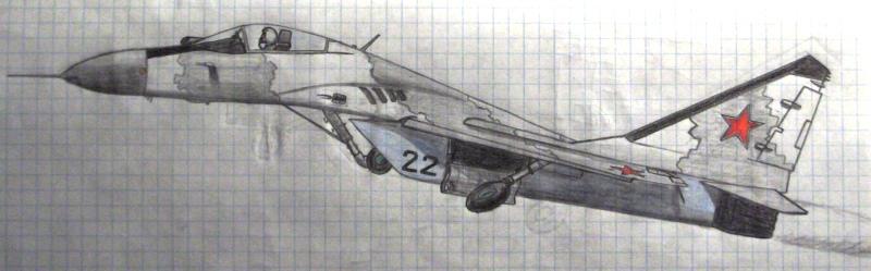 Drawings Mig-2910