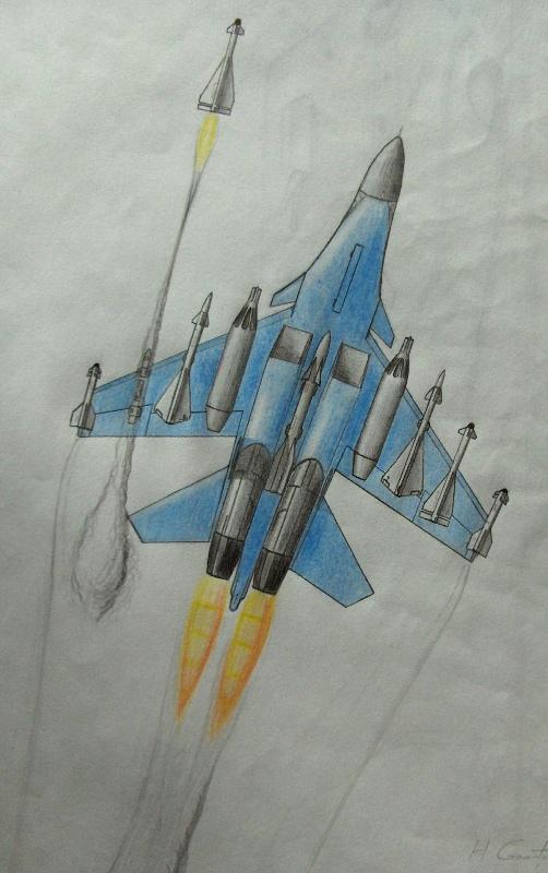 Drawings Su-35_11