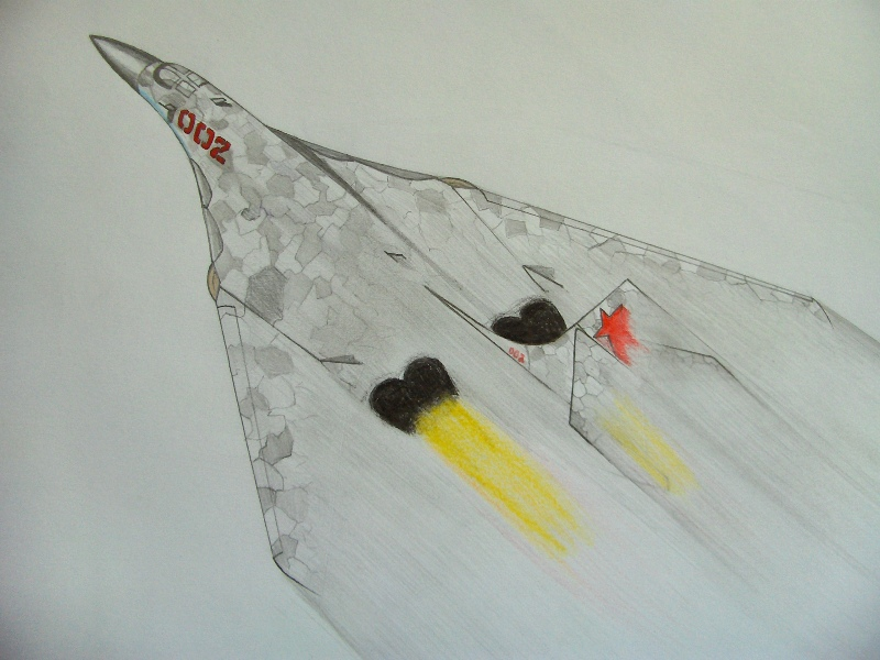 Drawings Tu-16010