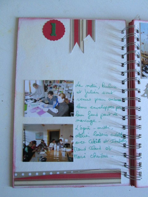 DECEMBER DAILY DE NICOLE : pages 10 et 11 110