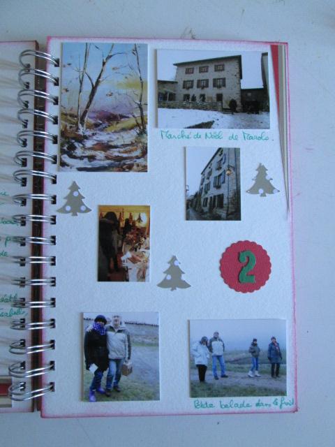 DECEMBER DAILY DE NICOLE : pages 10 et 11 211