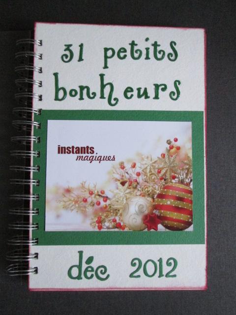 DECEMBER DAILY DE NICOLE : pages 10 et 11 Img_0810