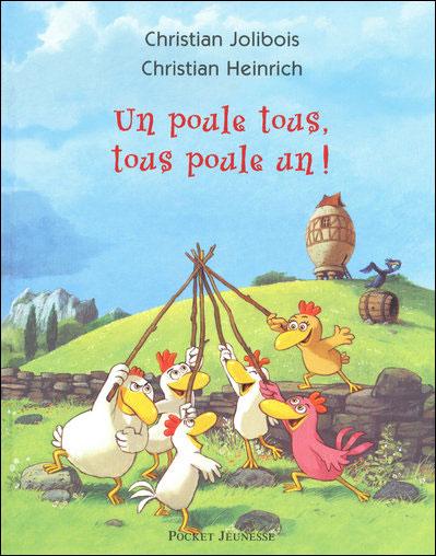 Christian Heinrich, illustrateur jeunesse,et ses p'tites poules, de passage à l'école élémentaire de Wangen 97822612