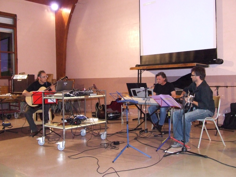 Fête de la musique à Wangen le jeudi 21 juin 2012 Dscf0812