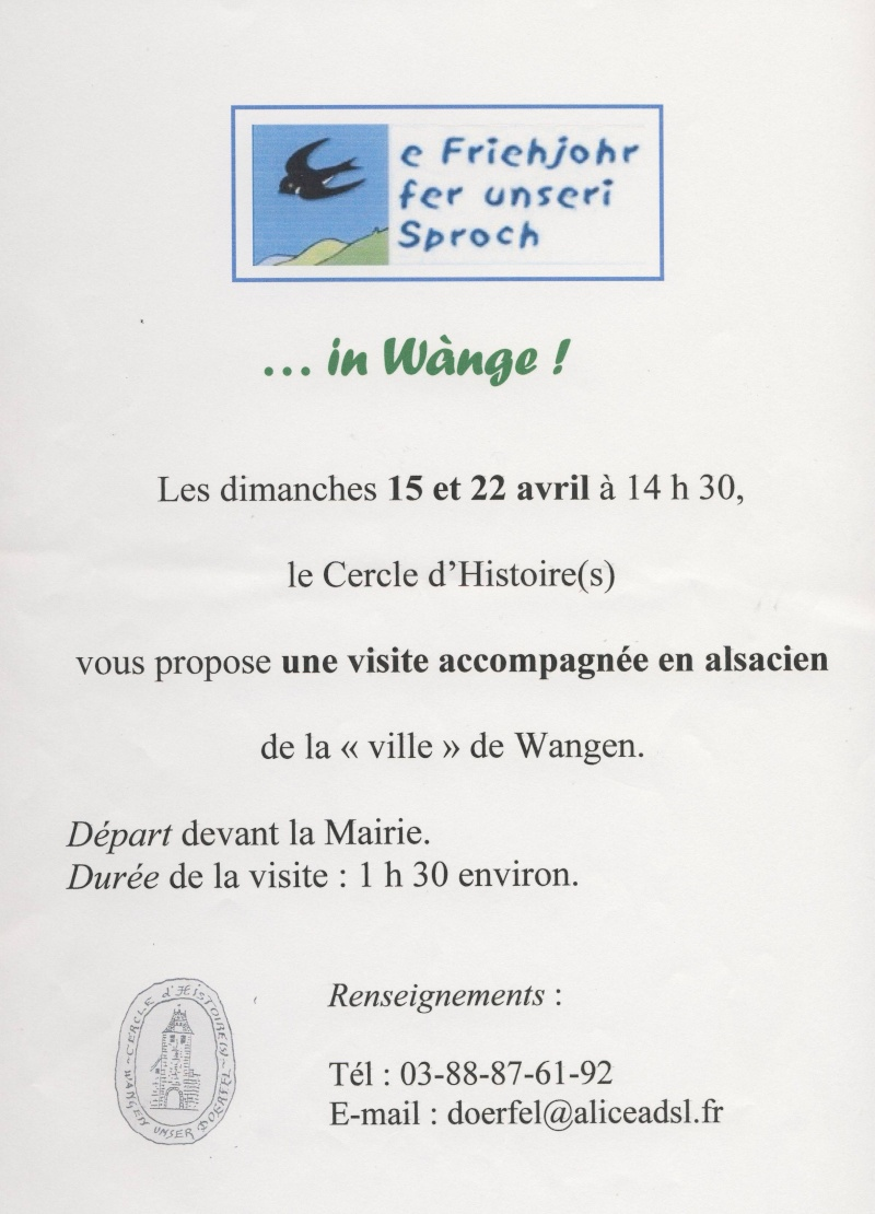 Cercle d'Histoire(s) de Wangen Image102