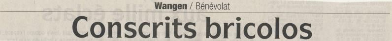 Elans de solidarité avec le Freihof  à Wangen Image133