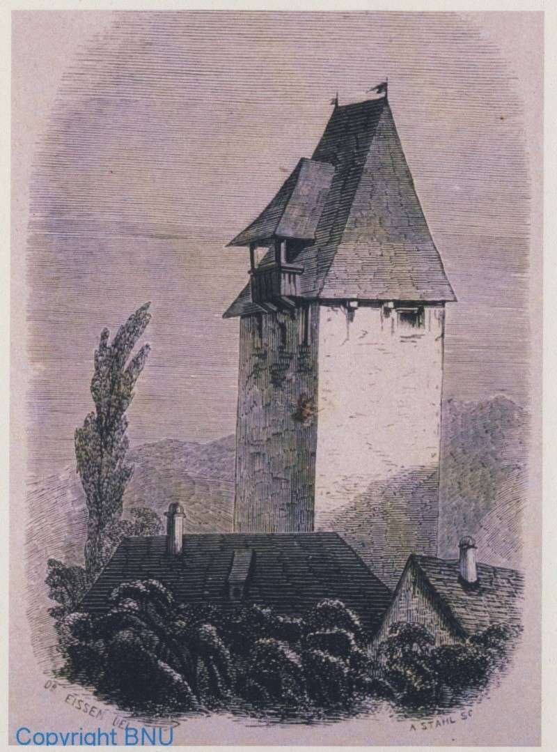 Images et gravures anciennes de Wangen Image151